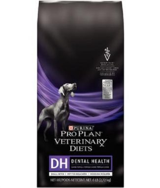 Purina Pro Plan Veterinary Diets DH Dental Health Small Bites Dog Food