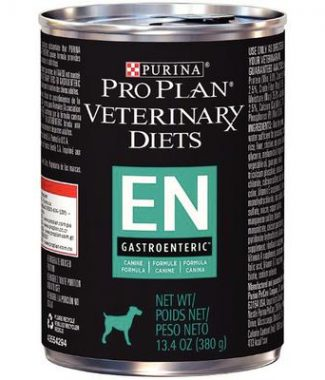 Purina Pro Plan Veterinary Diets EN Gastroenteric Dog Food – 13.4oz / Can – Case of 12 Cans